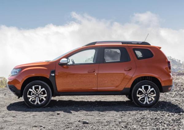 中期改款达契亚Duster官图发布 预计将于今年9月上市