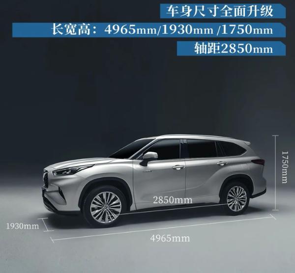 保值神车 广汽丰田全新汉兰达开启预售 最快有望7月上市