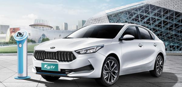 起亚K3 EV两款新增车型上市 售价17.68-18.68万元