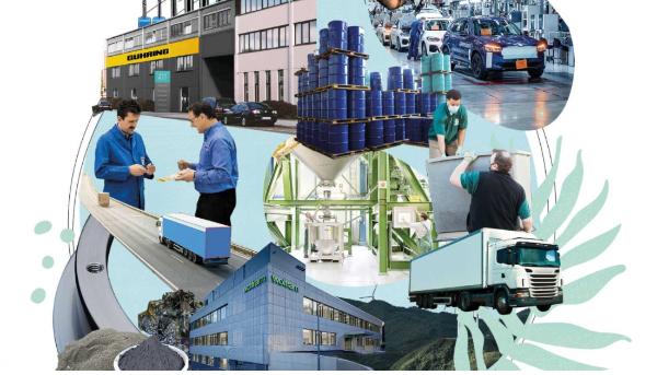 宝马集团创建闭环材料循环 用于回收汽车生产工具中的钨