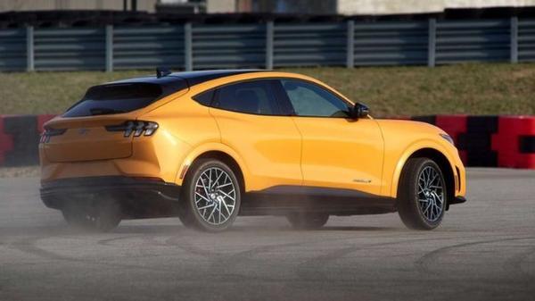 福特Mustang Mach-E性能版车型完成EPA测试 最大续航432公里