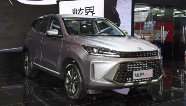 2021重庆车展:凯翼炫界Pro正式亮相