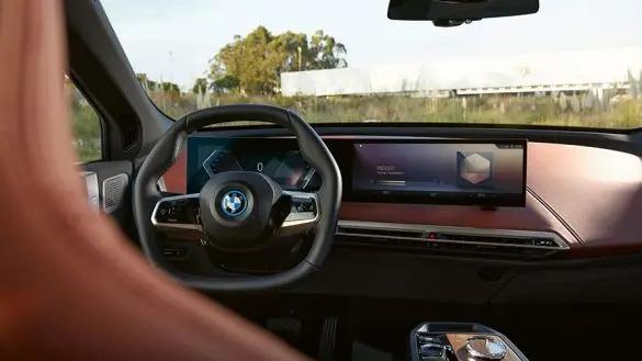 宝马发布iX与i4 继续推进电动汽车计划