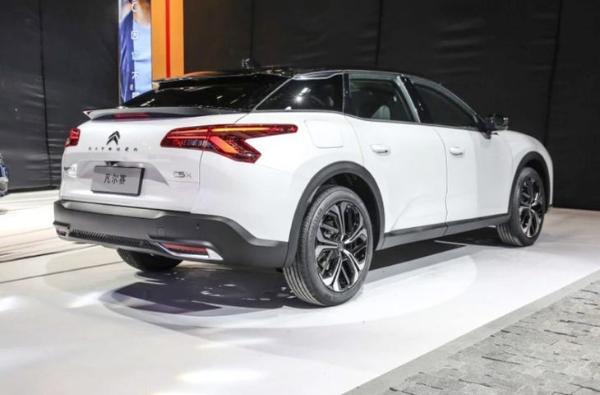 雪铁龙凡尔赛C5 X量产版将于6月7日下线 有望9月上市