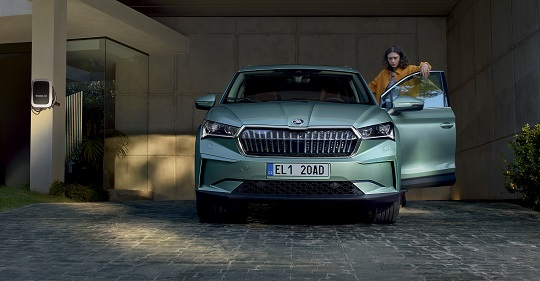 斯柯达计划2030年时至少一半欧洲销量来自电动汽车