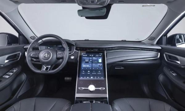名爵Marvel R电动SUV今秋将在欧洲上市 进军高端车市场