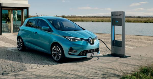 雷诺将在法国设立电动汽车中心