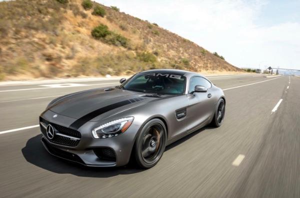 AMG GT两款新车型上市