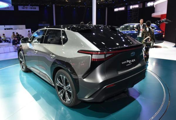 基于丰田e-TNGA打造 丰田bZ4X量产版将于今年下半年亮相