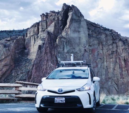 DeepMap推出众包地图服务 扩大自动驾驶汽车地图覆盖范围