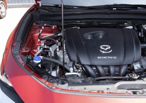 2021款马自达CX-30正式上市 售价12.99-19.99万元