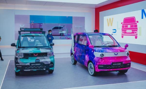上汽集团5月销量公布 累计销量超50万辆 海外业务大涨
