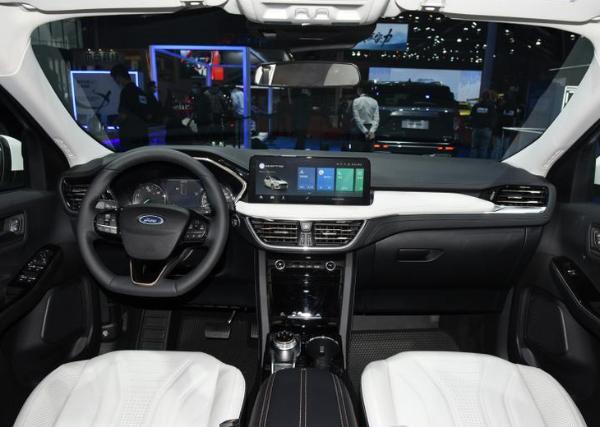 福特锐际PHEV新消息曝光 将重庆车展正式上市 搭1.5T混动系统