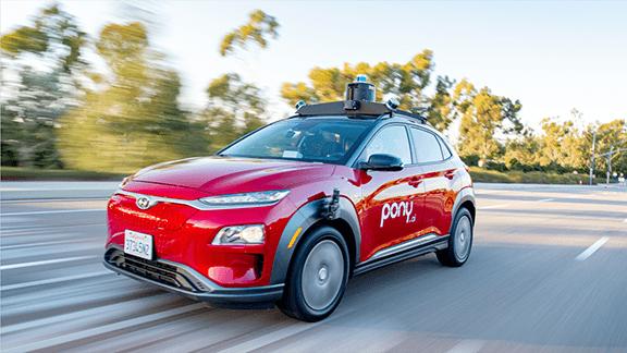 小马智行计划2022年在加州推出自动驾驶出租车服务