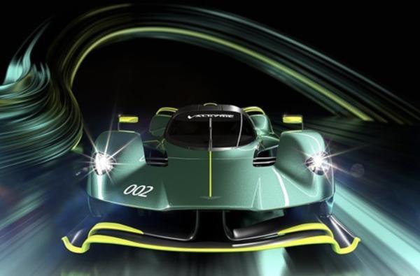 阿斯顿·马丁Valkyrie AMR Pro官图发布 搭6.5L V12发动机