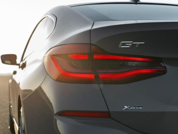 宝马6系GT 配置微调 售价维持不变