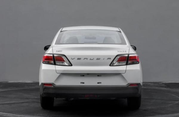 售价14.08万 东风日产启辰D60新车型上市