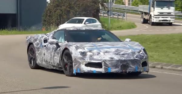 致敬经典 法拉利全新混动超跑6月24日全球首发 V6发动机回归