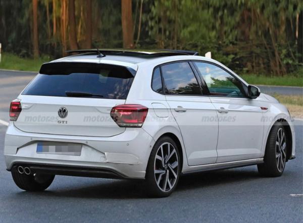 大众新款Polo GTI实车图曝光 计划月底发布/搭2.0T发动机