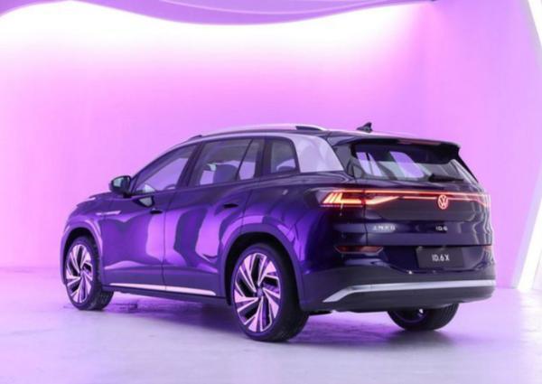 上汽大众ID.6 X将今晚上市 续航可达588km 定位纯电动中大型SUV