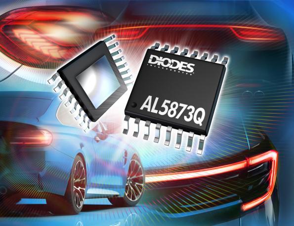 达尔科技推出三通道LED驱动器 旨在简化汽车尾灯设计