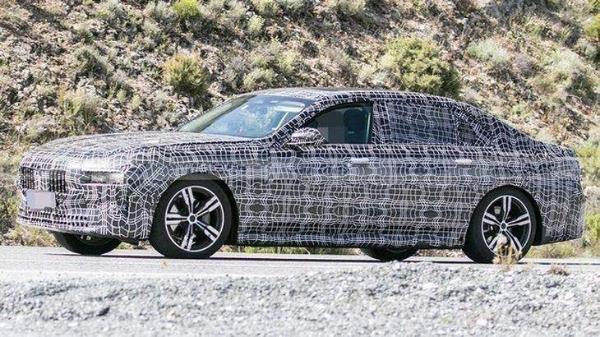 全新一代宝马7系消息 9月7日率先发布概念车 量产版明年初首发
