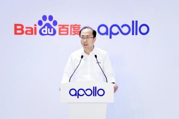 成本48万元 百度Apollo与ARCFOX极狐发布新一代共享无人车