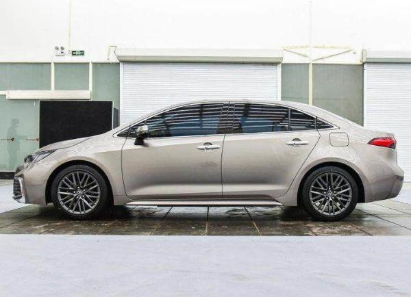 丰田凌尚即将上市 预售价格15.88万元