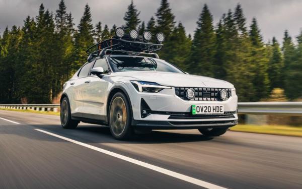 2022年,极星首款SUV车型诞生
