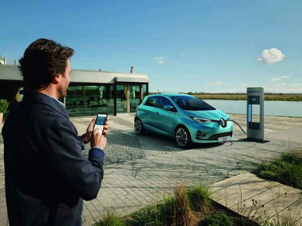雷诺与远景、Verkor达成电动汽车电池协议