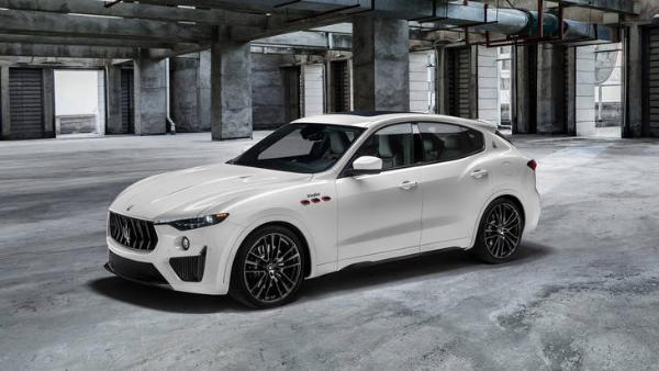 售价156.58-191.58万元 玛莎拉蒂Levante两款车型上市