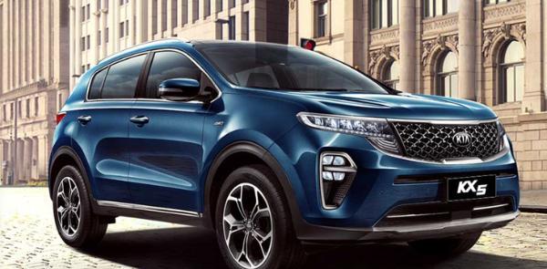 2021款起亚KX5正式上市 售价16.28万元起