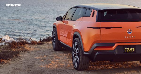 Fisker与麦格纳合作 首款电动SUV将于明年11月投产