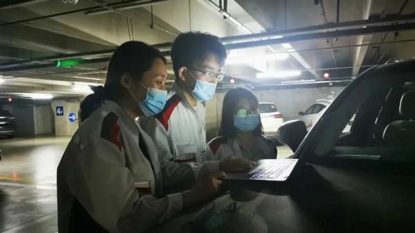 中国一汽L4级代客泊车系统 全功能软件发布