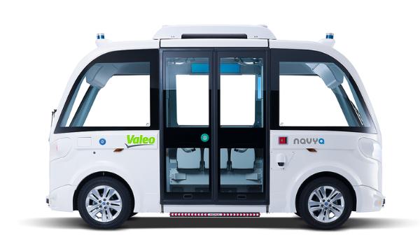 法雷奥和Navya加强技术和产业合作