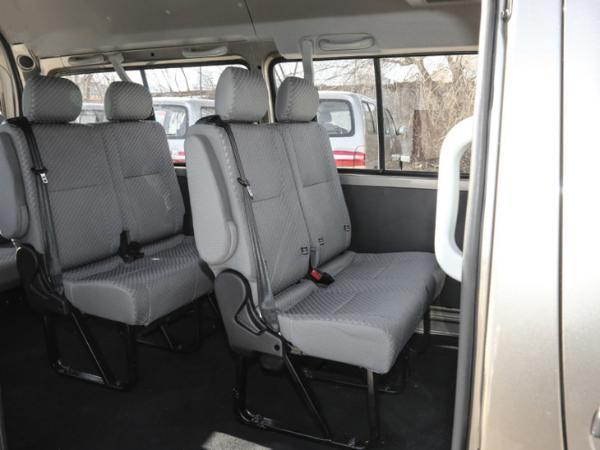 舒适安全全升级 华晨雷诺将推出海狮王营运版