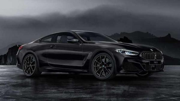 宝马8系/X5推出特别版车型 全车黑化 特供日本市场