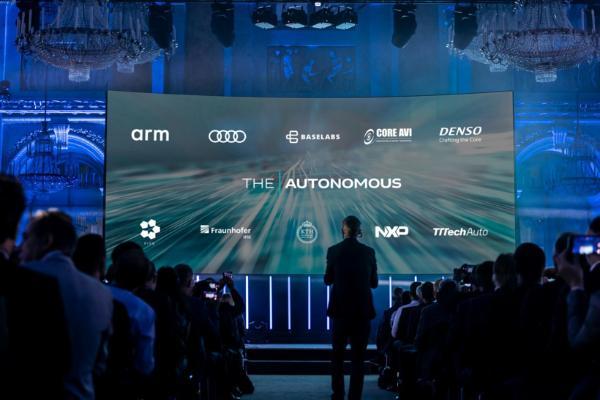 奥迪、Arm和恩智浦加入自动驾驶发展技术社区The Autonomous
