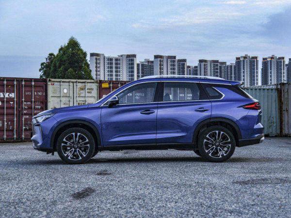 广汽传祺GS4 PLUS正式上市 售价区间12.68-14.98万元