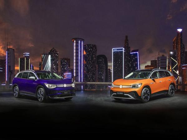 只待售价公布 大众ID.6 CROZZ将于6月23日上市 ID.6 X姊妹车型