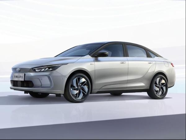 几何A Pro新车型上市 售价17.87万元