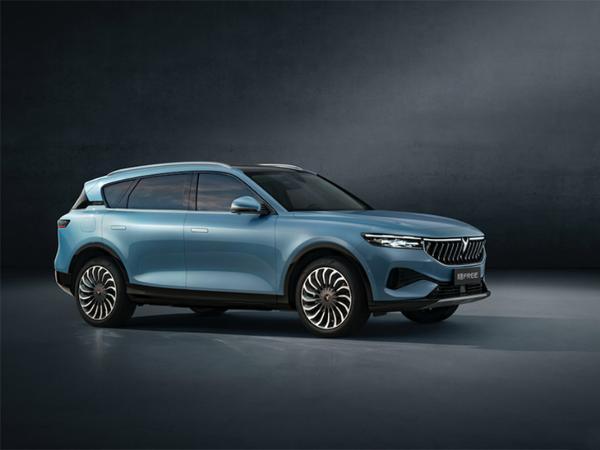 岚图FREE正式上市 2款车型 售价31.36-33.36万元