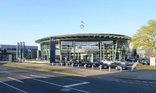 戴姆勒计划大幅出售欧洲展厅和服务中心 筹资12亿美元