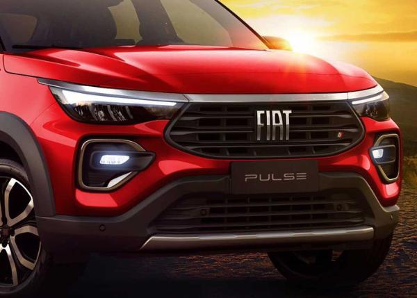 菲亚特全新小型SUV官图发布 定名Pulse 主攻南美市场