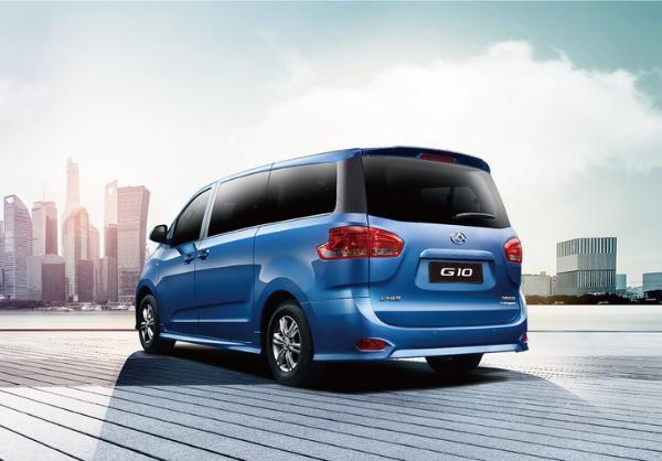 新款上汽大通MAXUS G10正式上市 售价14.58-16.68万元