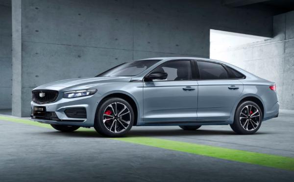 1-5月总销量530074辆 吉利汽车发布最新销量数据