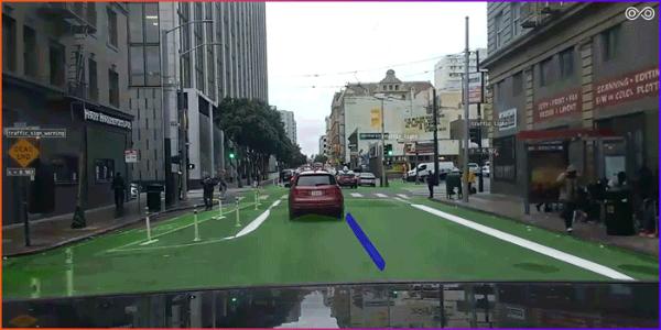 CARMERA推出Inventory Map 为自动驾驶提供实时道路变化信息