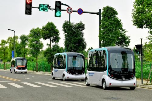 成都市智能网联汽车道路测试正式启动!开始测试评价,支撑牌照发放