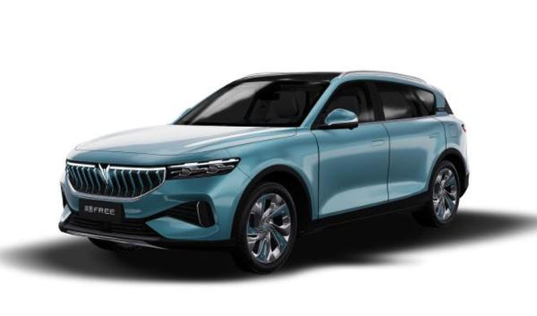 定位中大型SUV 岚图FREE将于6月19日正式上市