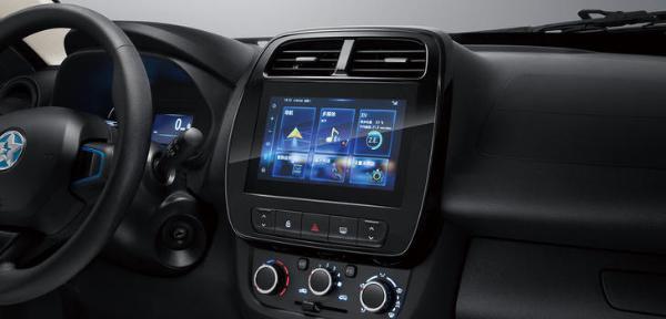 启辰e30新车型上市 全系续航提升至301km 售价不变